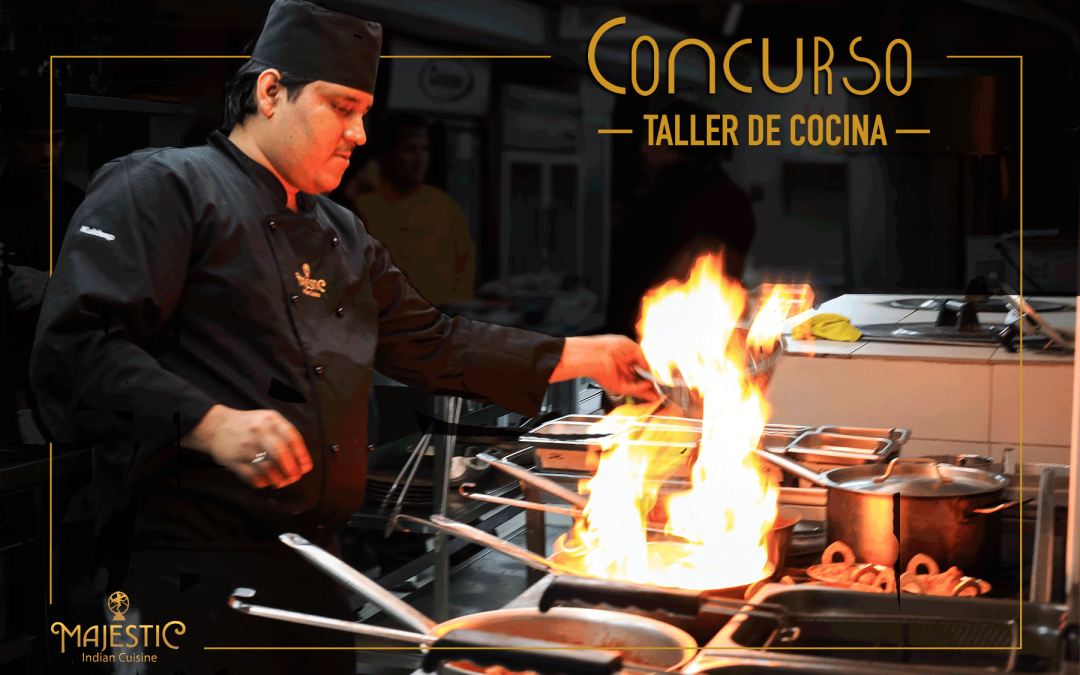 """Bases Del Concurso """"Taller de Cocina en Majestic"""""""