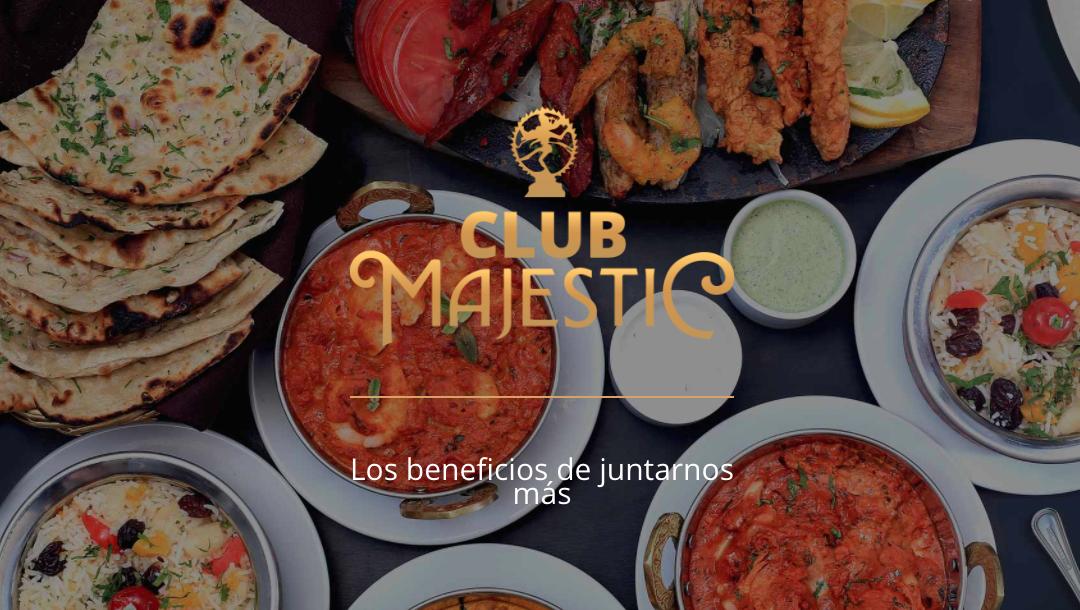 Términos y Condiciones de «Club Majestic»